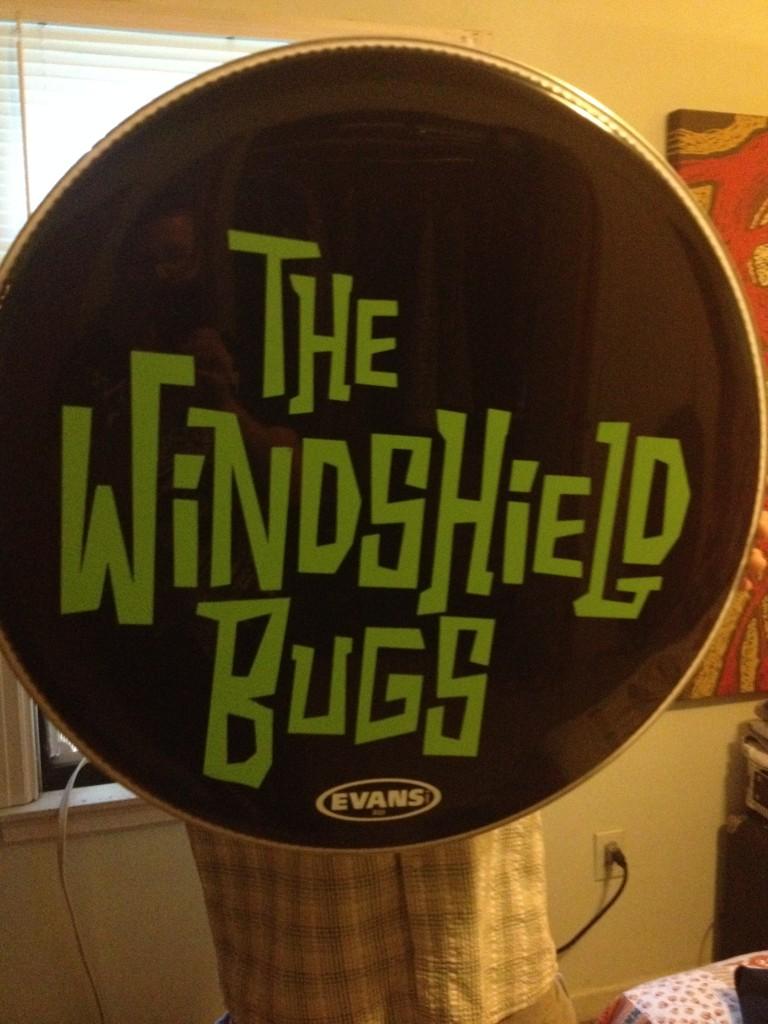 Bass Drum Vinyl Project Logo