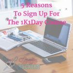 Today ontheblog Im sharing my story of how the 1K1Dayhellip