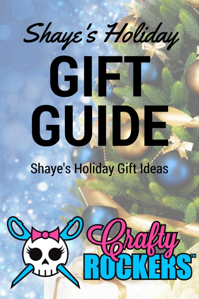 Shaye's Holiday Gift Guide